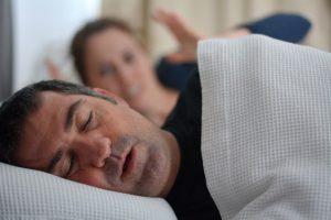 Unhappy Snoring Couple 2.23.18