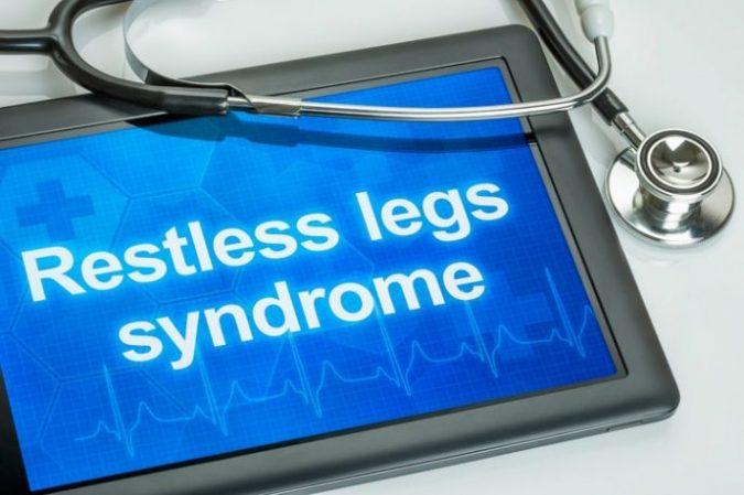 Treatment for Restless Leg Syndrome - Blog Post