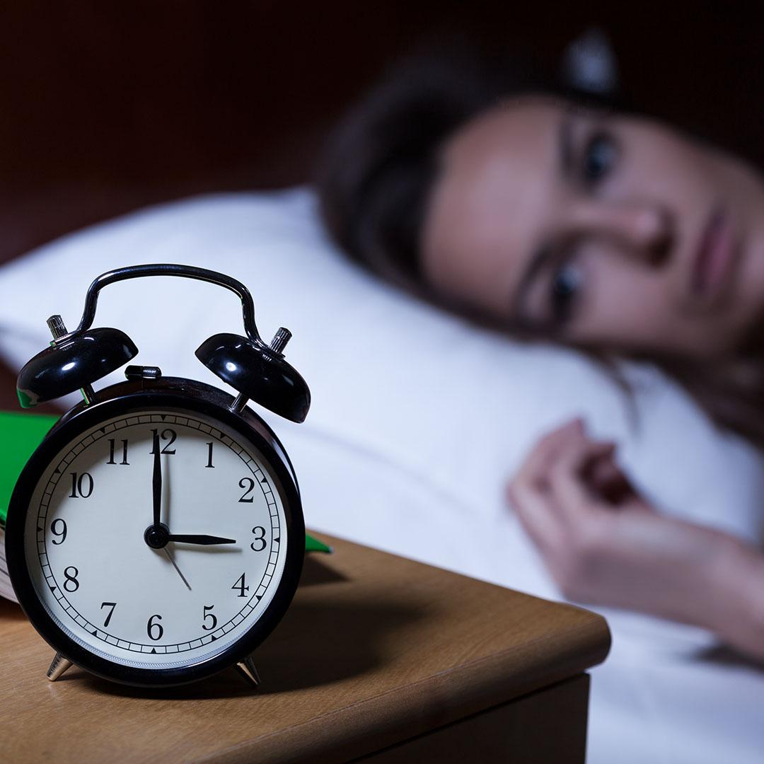 Tips for Sleeping Better - Blog Post